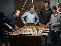 Chess, Go and now foosball: AI is coming for you