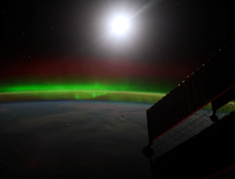 NASA releases stunning 4K video of Earthly auroras from the ISS