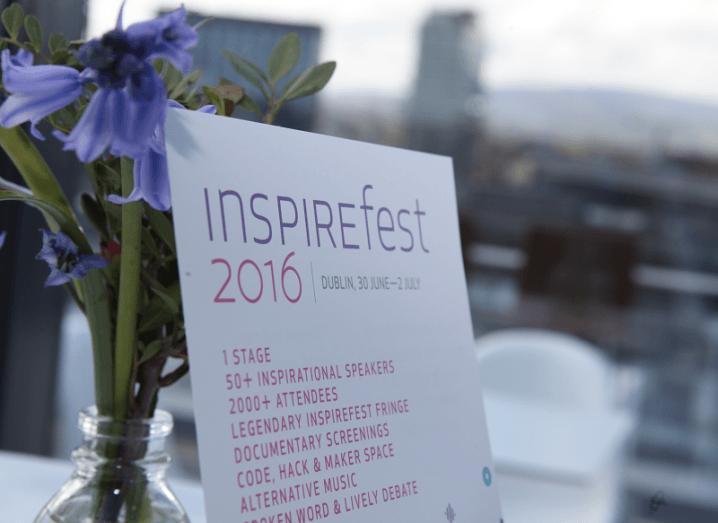 Inspirefest 2016