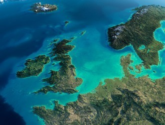 ESA releases beautiful mosaic image of Ireland from space