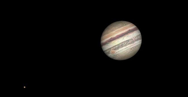 Jupiter stargazing
