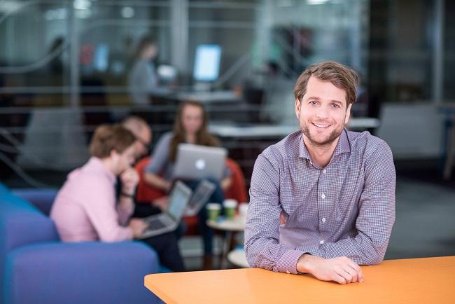 Klarna CEO Sebastian Siemiatkowski