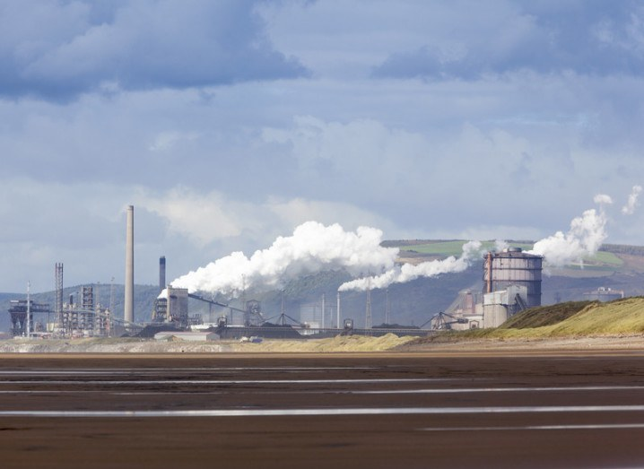 Port Talbot Air Quality Index
