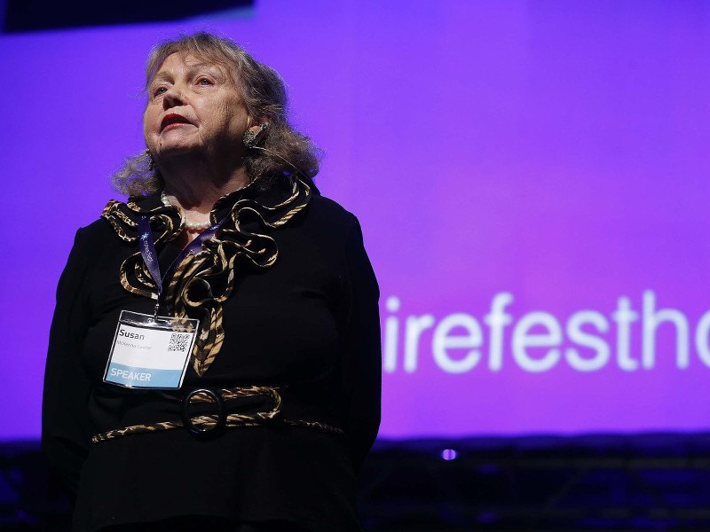 Prof Susan McKenna Lawlor Founder and MD, Space Technology Ireland, via Conor McCabe