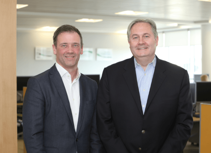 Fidelity Investments: Aidan Kenny, head of FCAT, and Sean Belka, SVP of FCAT