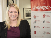 Fenergo: 'We thrive on seeing our teammates succeed'