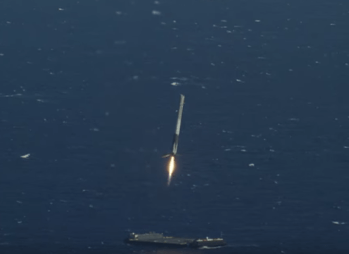 SpaceX-CRS8-landing