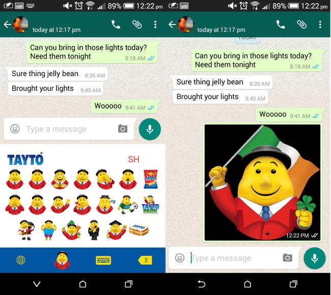 Mr Tayto Emoji