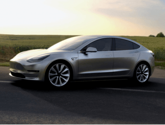 Tesla Model 3 orders exceed 232,000 in first 24 hours