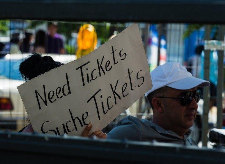 Ticketmaster Eventbrite Facebook