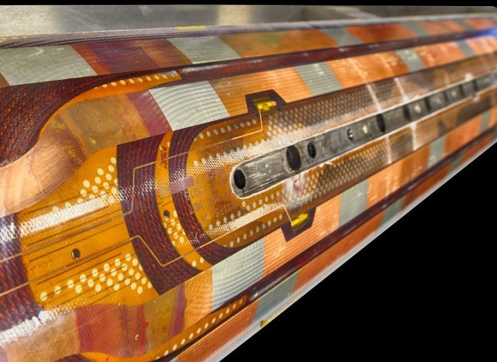 Large Hadron Collider magnet proton