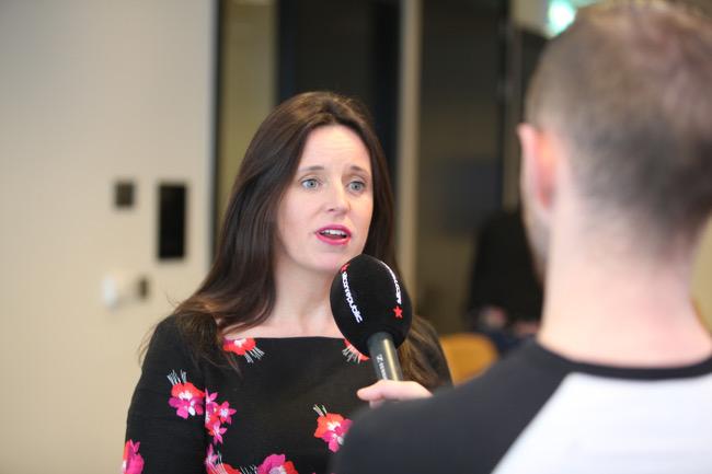 Anna Scally, KPMG