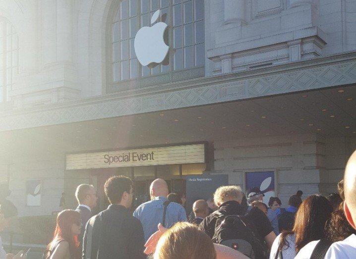 apple-WWDC-bill-graham-civic-auditorium