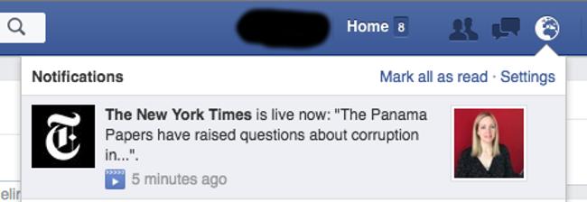 facebook-live-video-notification