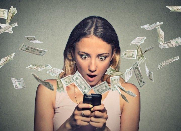 Fintech payments start-ups investment