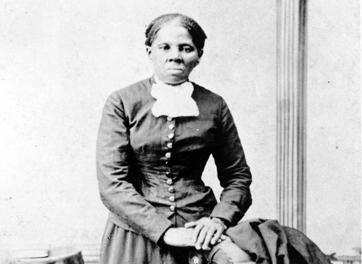 Harriet Tubman, featuring on the new $20 bill