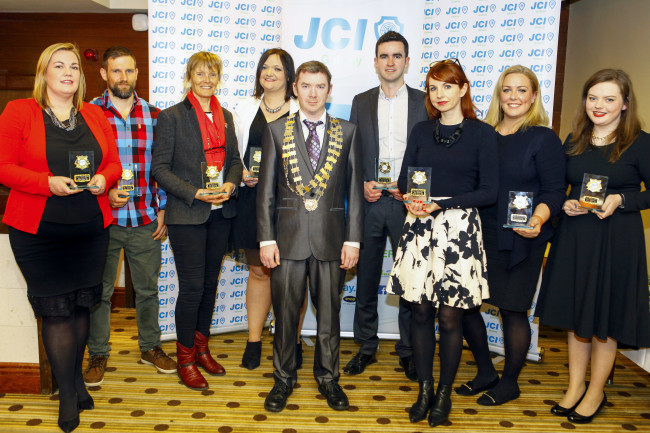 JCI Galway Outstanding Young People of 2016