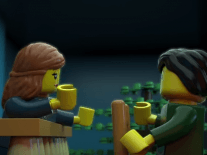 Lego, Lego, wherefore art thou Lego? (video)