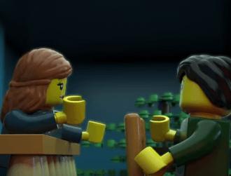Lego, Lego, wherefore art thou Lego? (video)