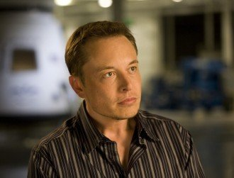 How Elon Musk got started (infographic)