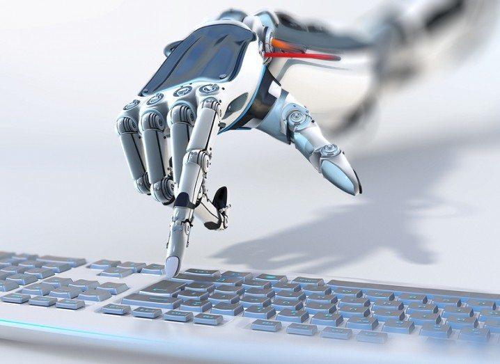 Robotic hand - future of innovation