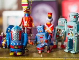 Robot revolution begins as Movidius breakthrough puts AI onto a USB stick