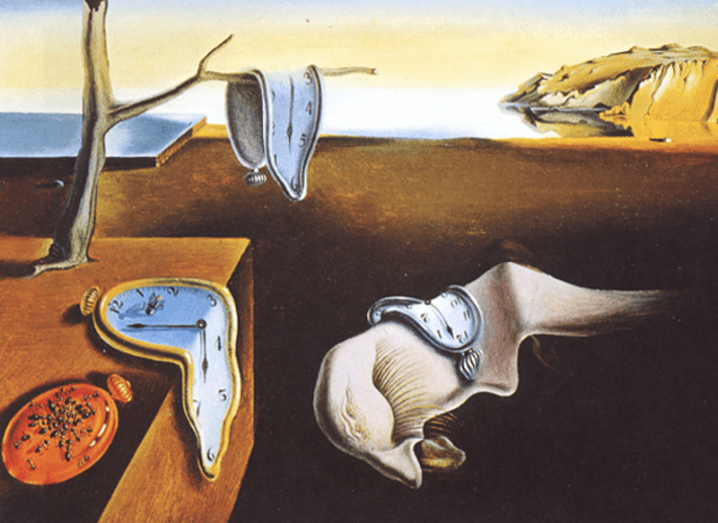 salvador dali java