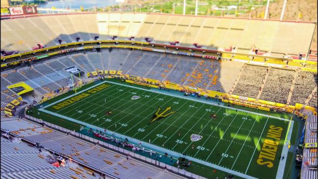 ASU Sun Devils Stadium