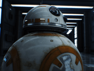 Animators, listen up: You can now use Star Wars 3D models for free