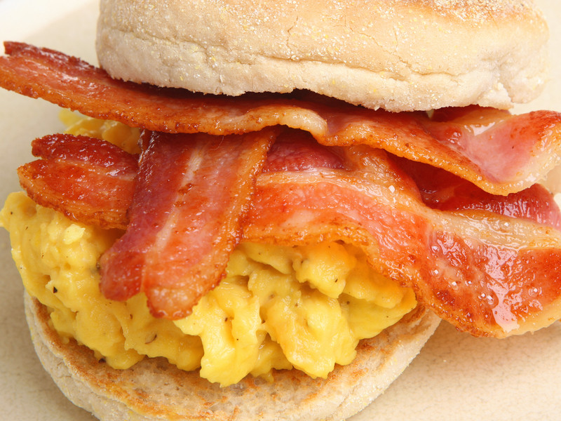 Deliveroo is now going to start delivering your breakfast baps