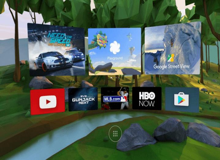Daydream Google VR