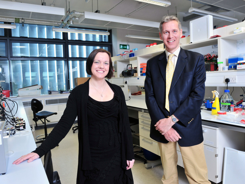 Dr Jennifer Mahony & Prof Douwe van Sinderen, APC Microbiome Institute at UCC | Bill Gates