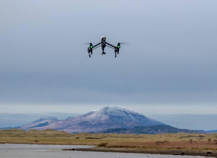 Drones in Ireland