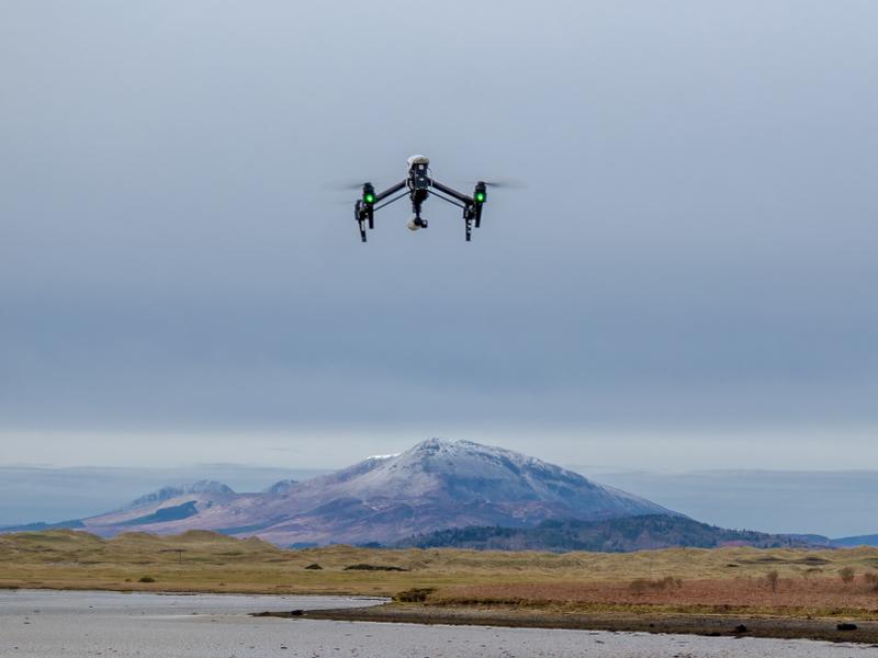 14 cool organisations using drones in Ireland