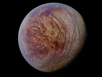 Jupiter moon Europa could have oceans of life