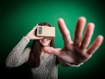 iPhones are now optimised for DIY Google Cardboard VR headset