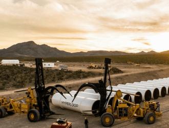 Hyperloop Technologies now Hyperloop One as it closes $80m in funding