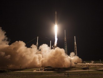 Proving it was no fluke, SpaceX lands Falcon 9 rocket again