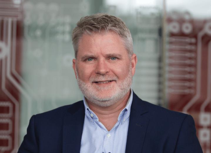 Kevin Fitzgibbon, Water Innovation Centre coordinator at Nimbus | Irish water management