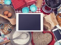 How technology is changing the kitchen (infographic)
