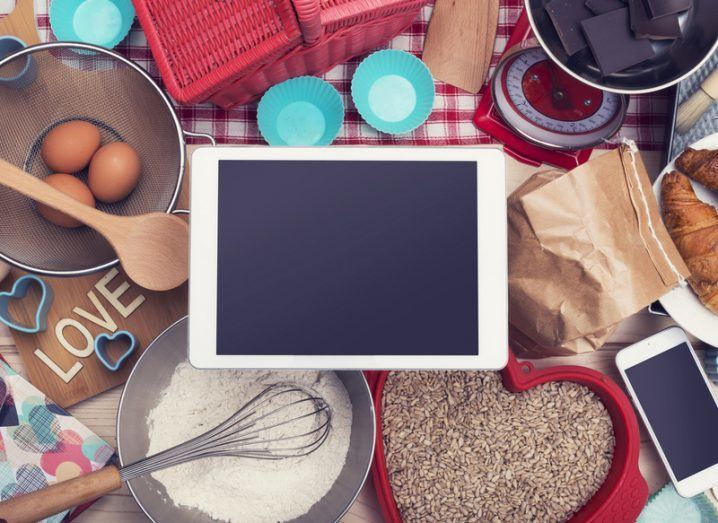 Kitchen technology gadgets cooking