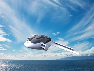 The ESA is backing an electric VTOL craft straight from The Jetsons