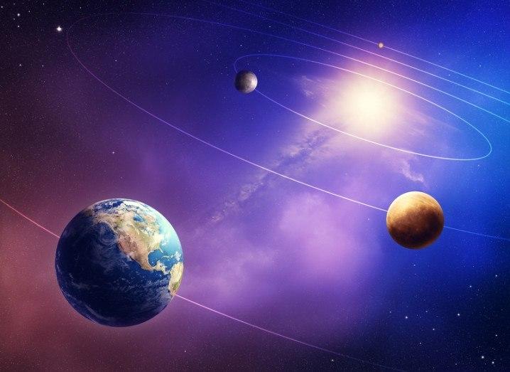 Mercury astronomy sun