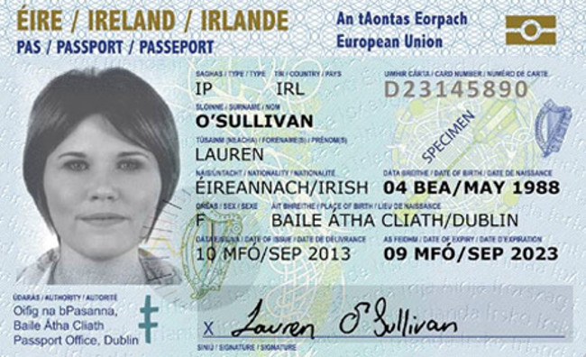 Passport-Card-front_IRISH