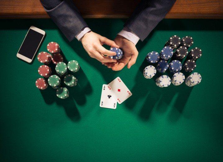 Poker bitcoin TCD
