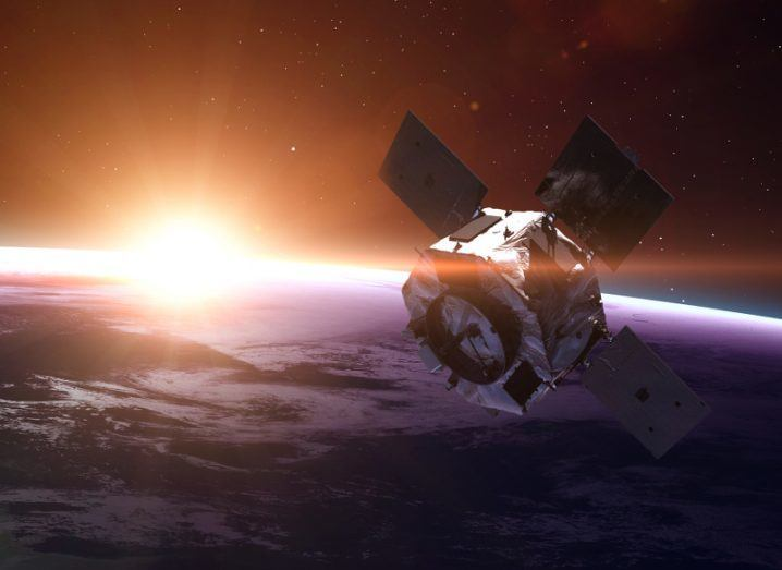 Satellite European