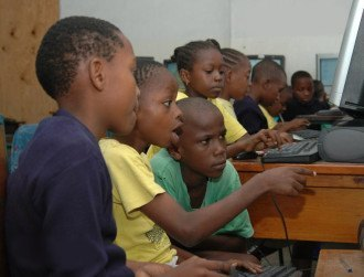 Camara wins Dóchas award for e-learning in Kenyan schools