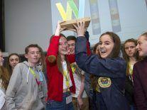 Dozens of budding scientists celebrated at Trinity Walton Club