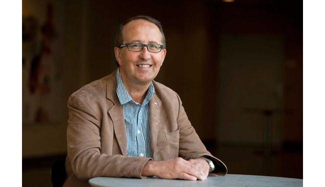 Anders Widmark, professor in Oncology at Umeå University in Sweden, via Umeå University