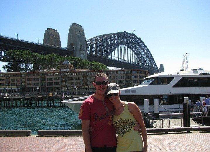 Colin Phillips, Irish emigrant and entrepreneur in Australia